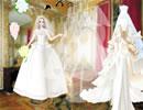 高贵的婚纱礼服