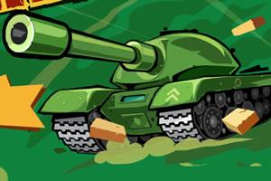 坦克突击战